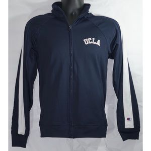 Champion UCLA 19 Full Zip Sweatshirt Size S